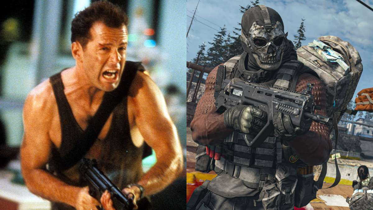 Warzone Diehard McClane