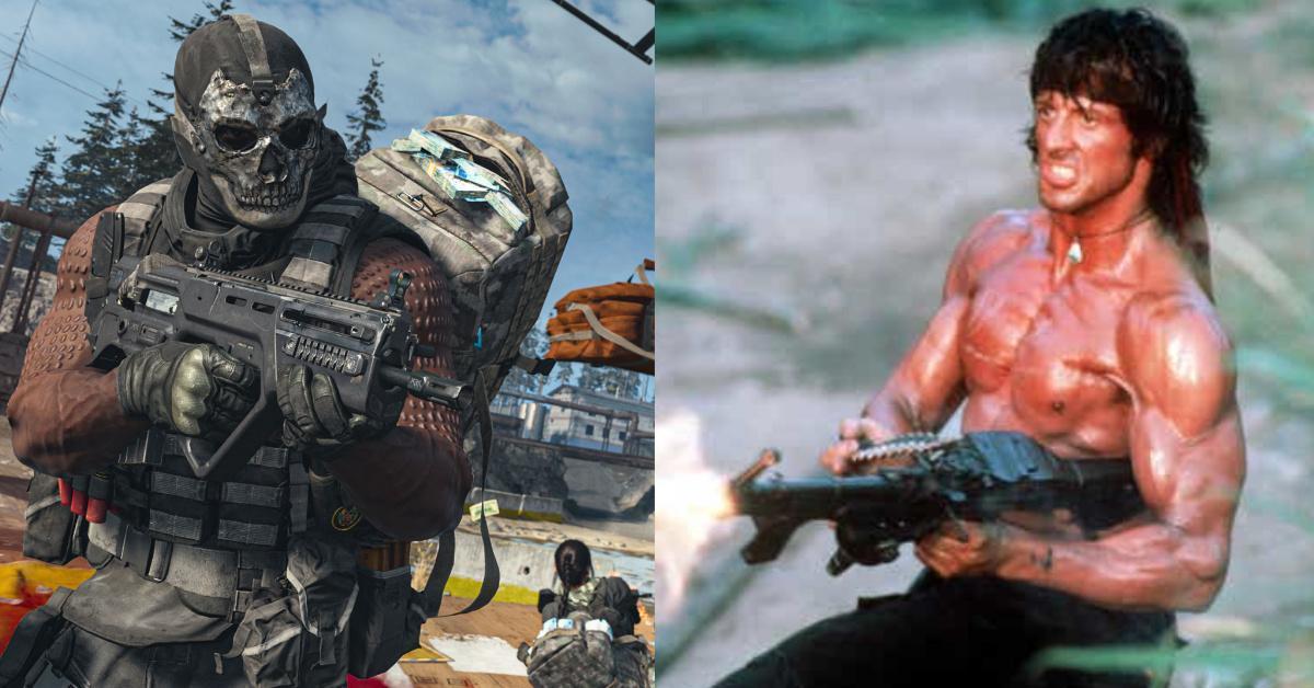 Warzone Rambo