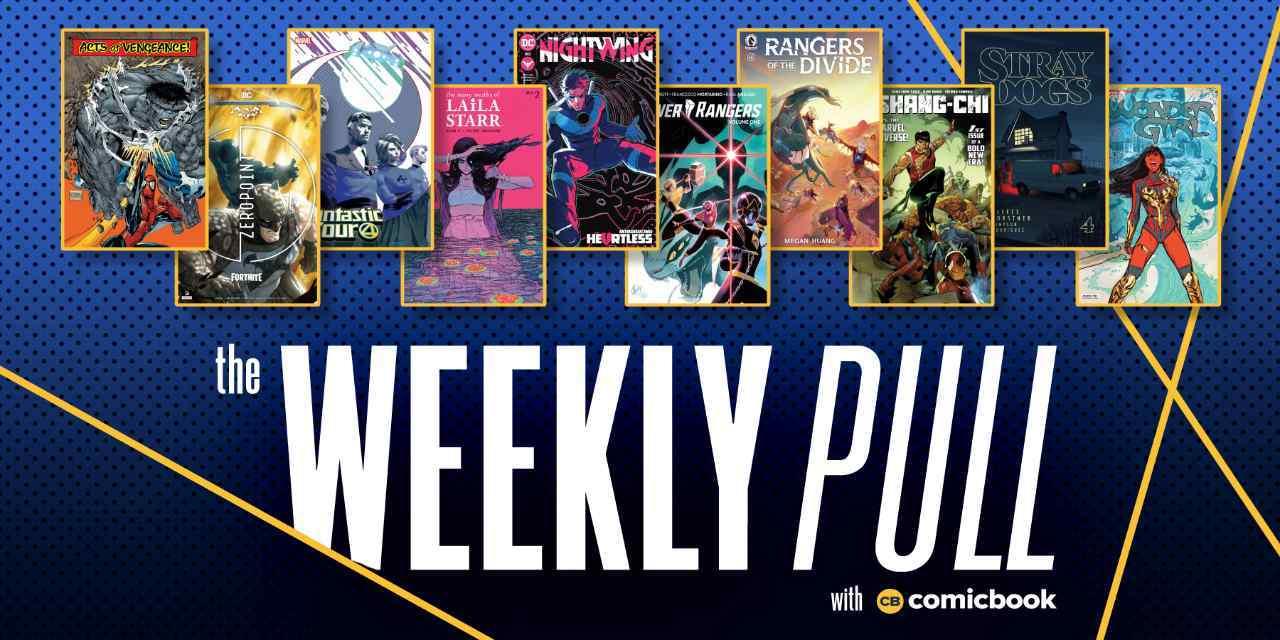 weekly pull week of may 19 2021 updated