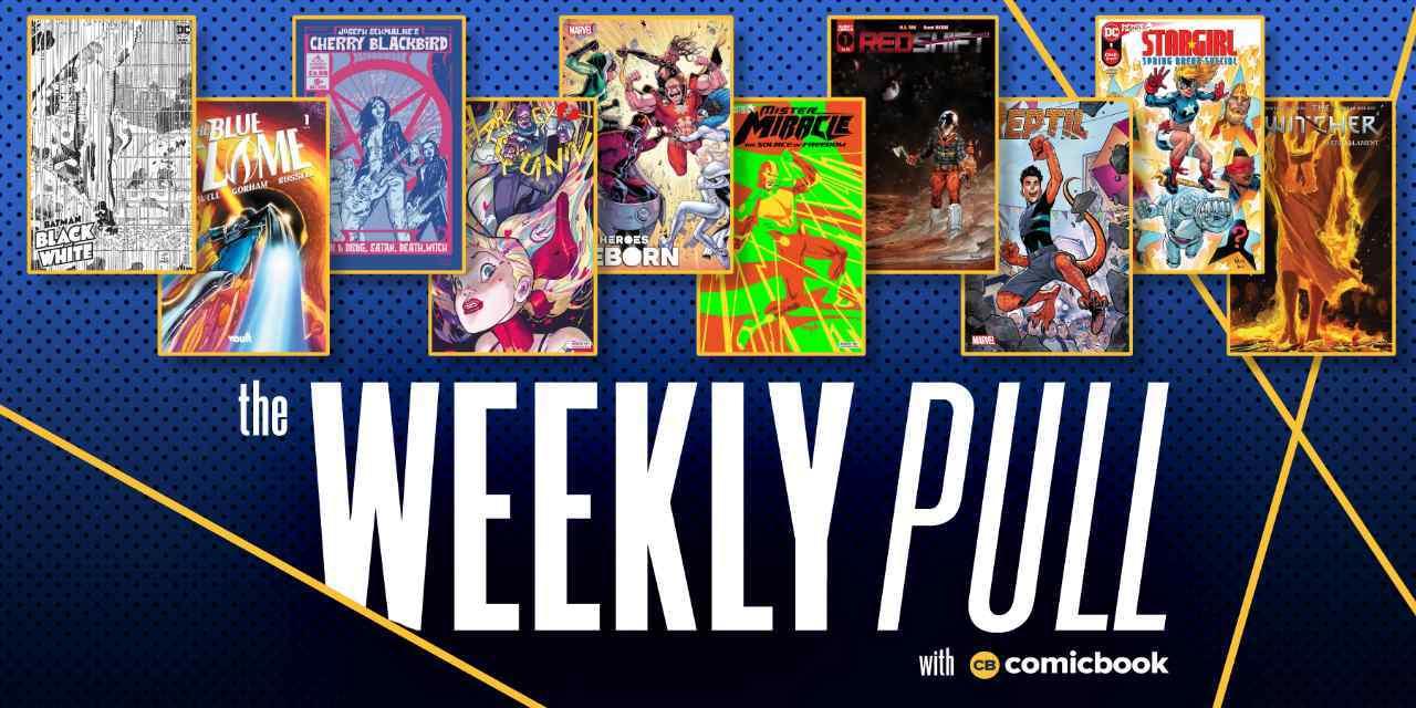 weekly pull week of may 26 2021
