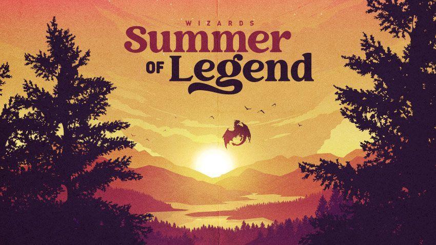 Wizards Summer of Legend