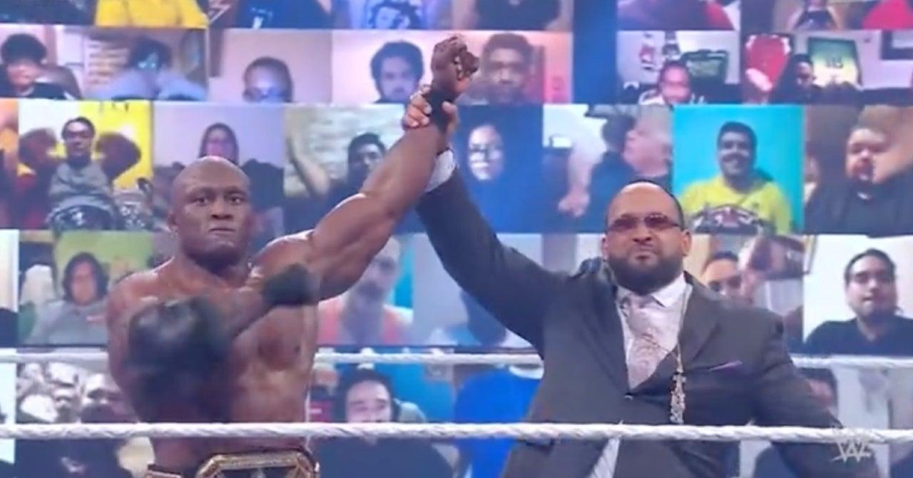 WWE WrestleMania Backlash: Bobby Lashley Retains WWE Championship Against  Drew McIntyre and Braun Strowman