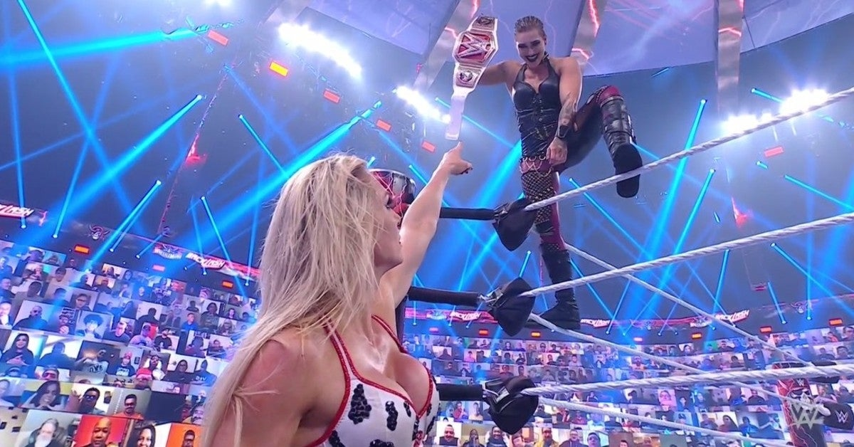 WWE-Charlotte-Flair-Rhea-Ripley-WrestleMania-Backlash