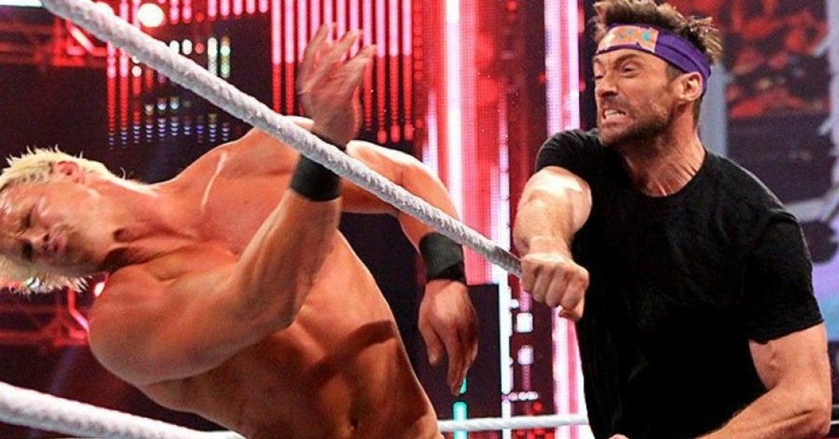 WWE-Hugh-Jackman-Dolph-Ziggler-Punch-Wolverine-XMen