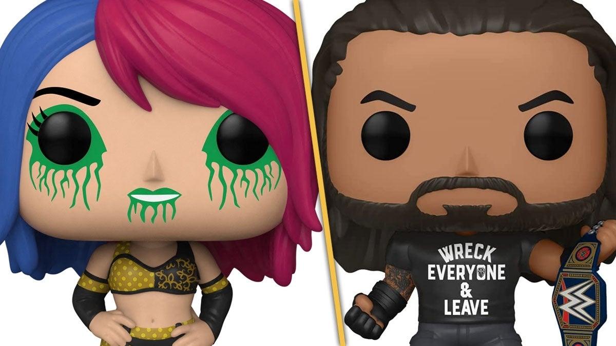 WWE-Pop-New-Wave-Roman-Reigns-Asuka-Rey-Mysterio