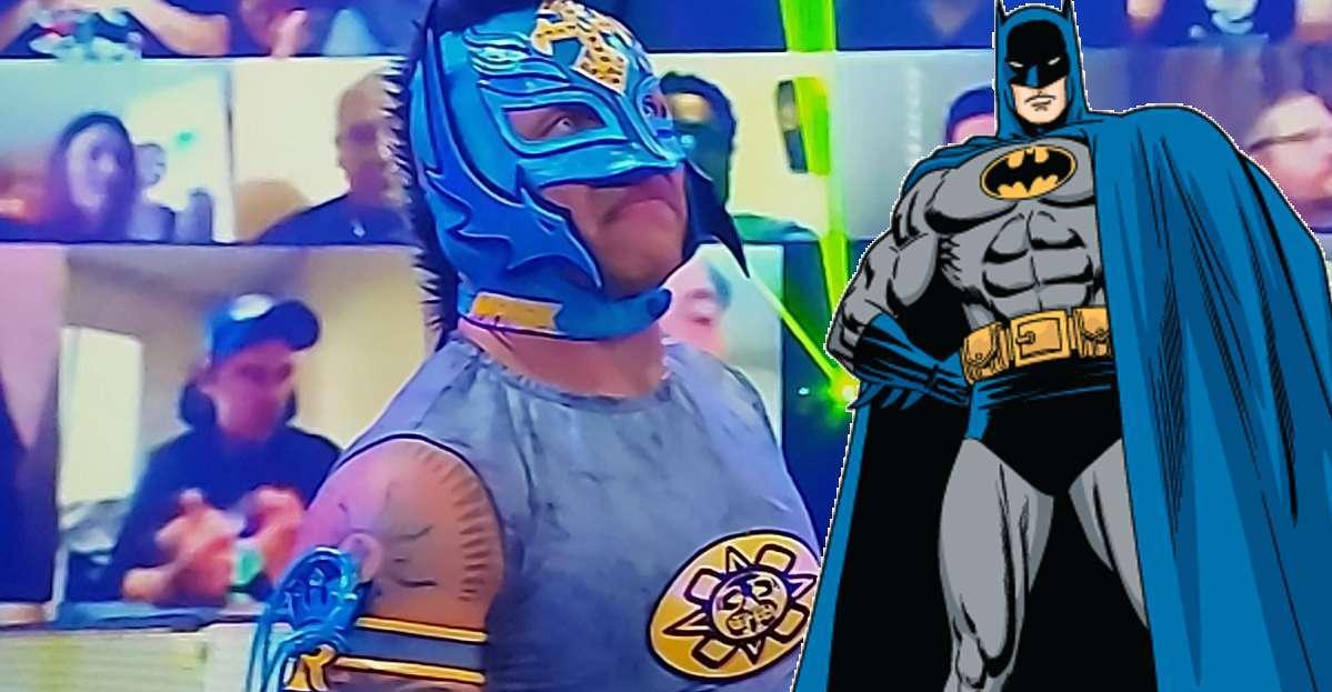 WWE Rey Mysterio Batman