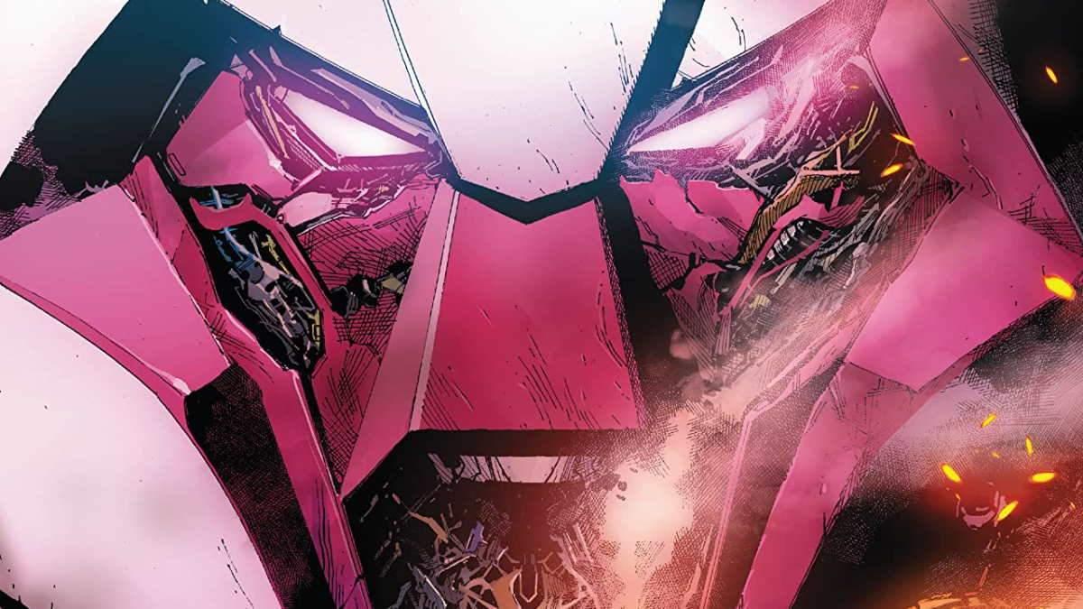 X-Men Nimrod Marvel Jonathan Hickman