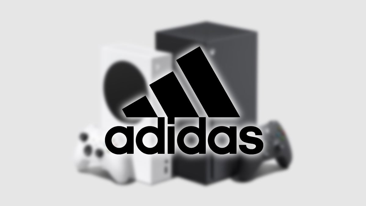 xbox adidas new cropped hed