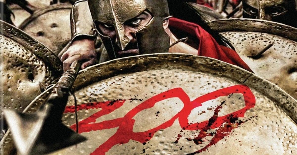 Zack Snyder 300 movie