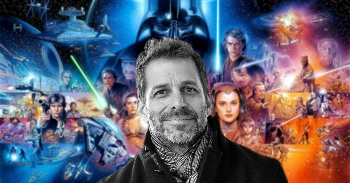 Zack Snyder Confirms Star Wars Movie Spinoff