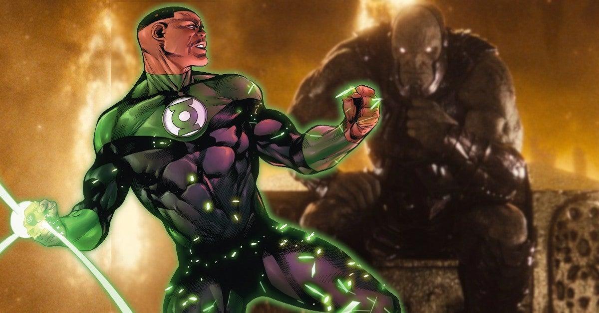 Zack Snyder Justice League Sequels Green Lantern John Stewart Role Explained