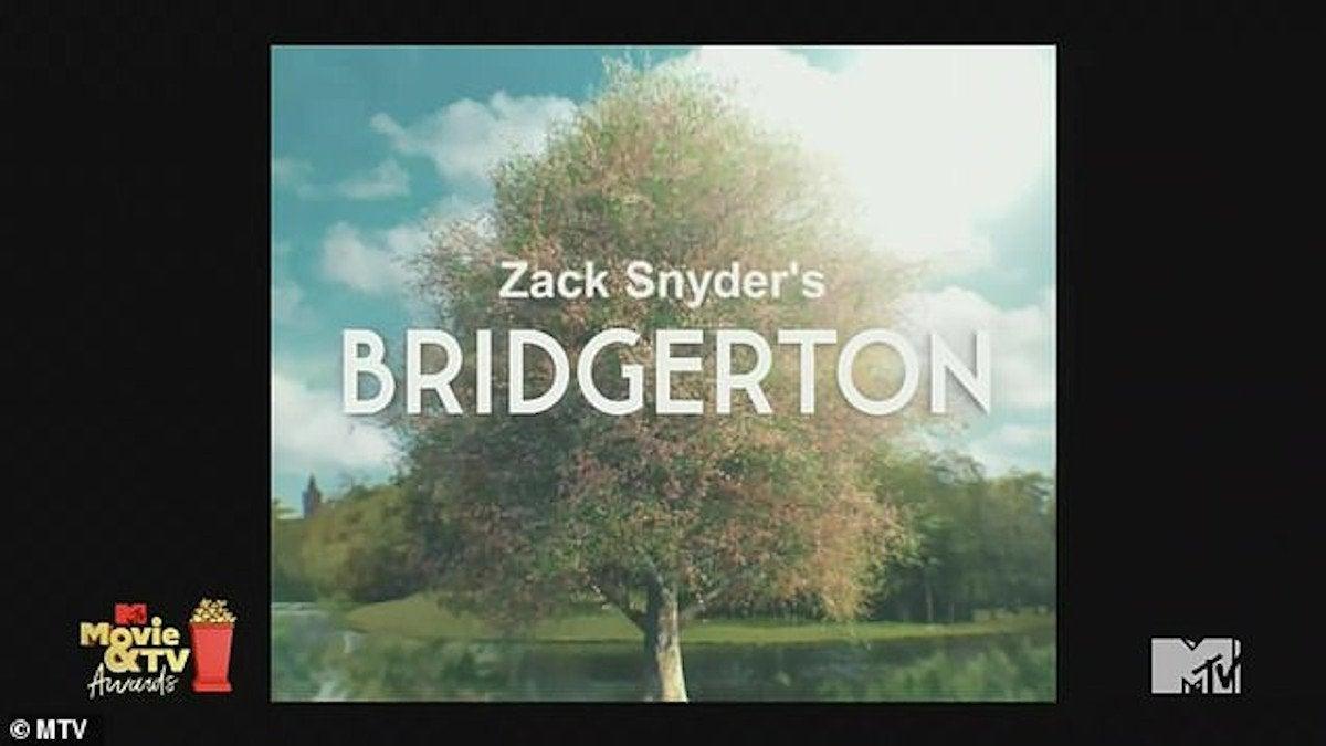Zack Snyder's Bridgerton