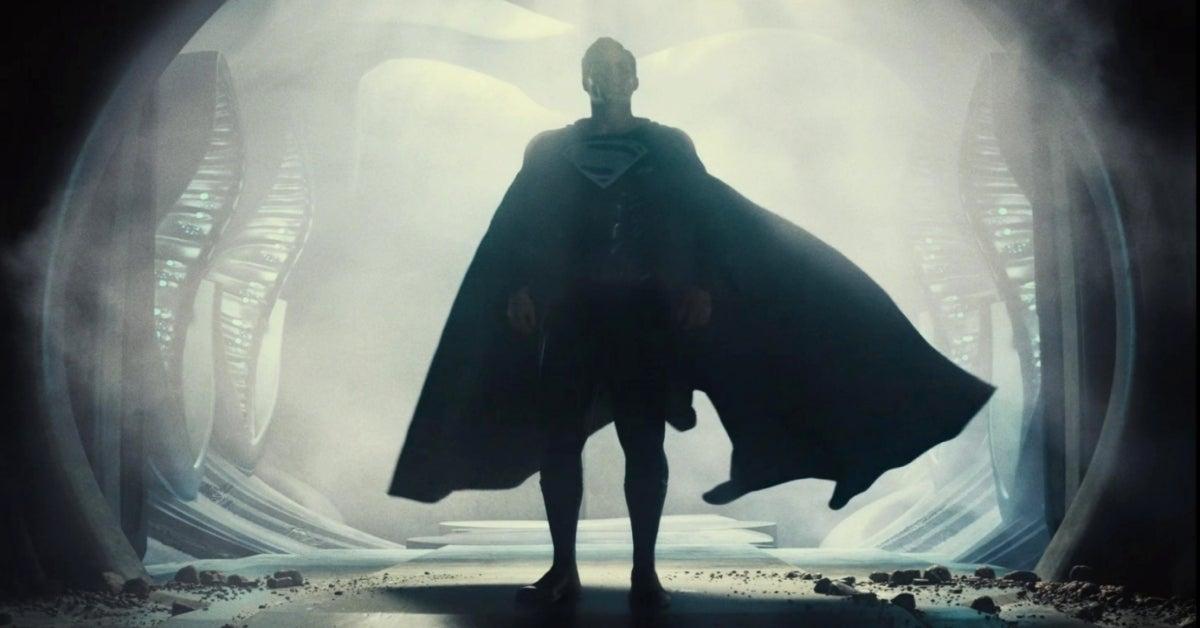 Zack Snyder's Justice League Superman