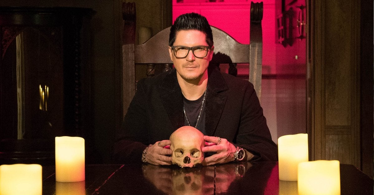 zak bagans haunted museum anthology series discovery