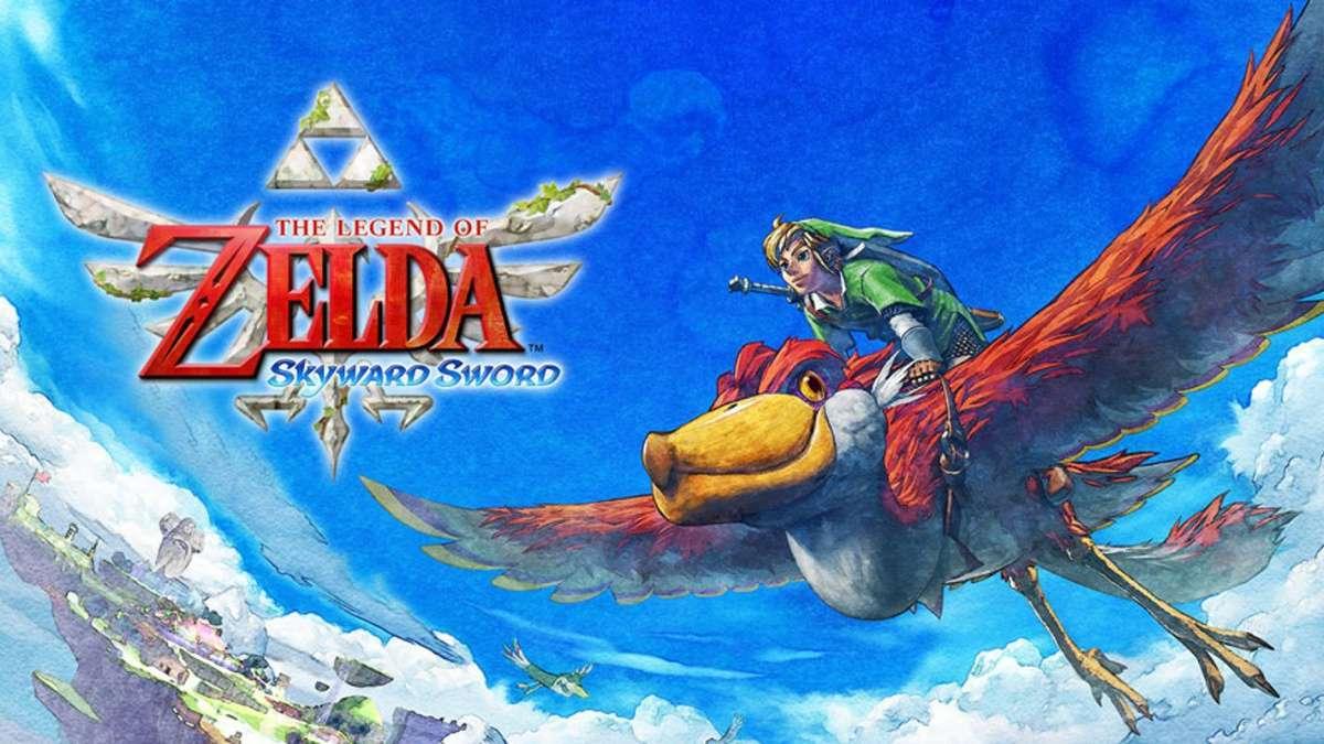 Zelda Skyward