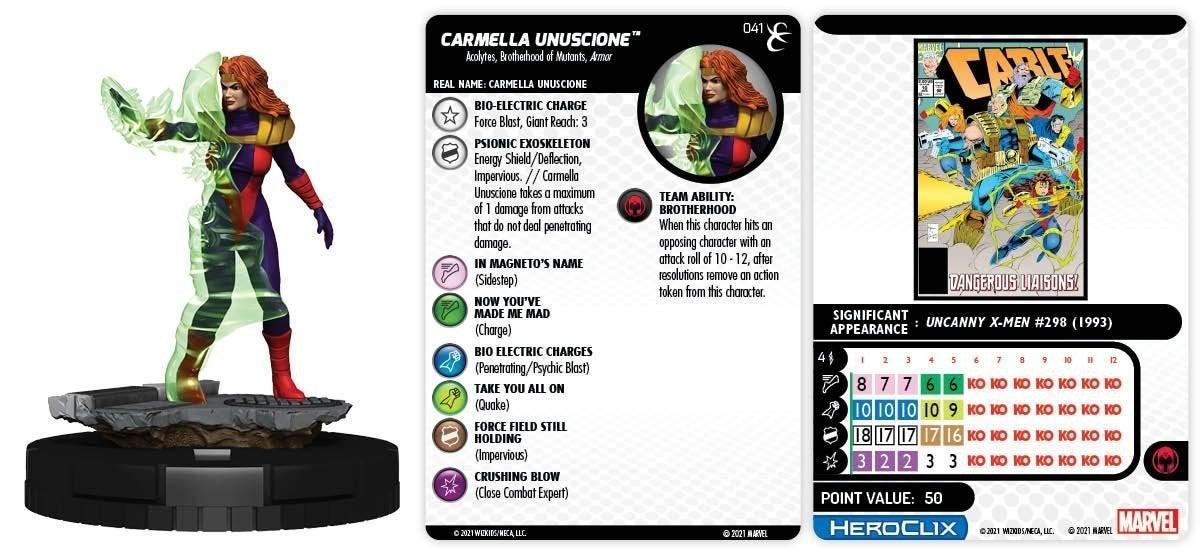 041 Carmella Unuscione