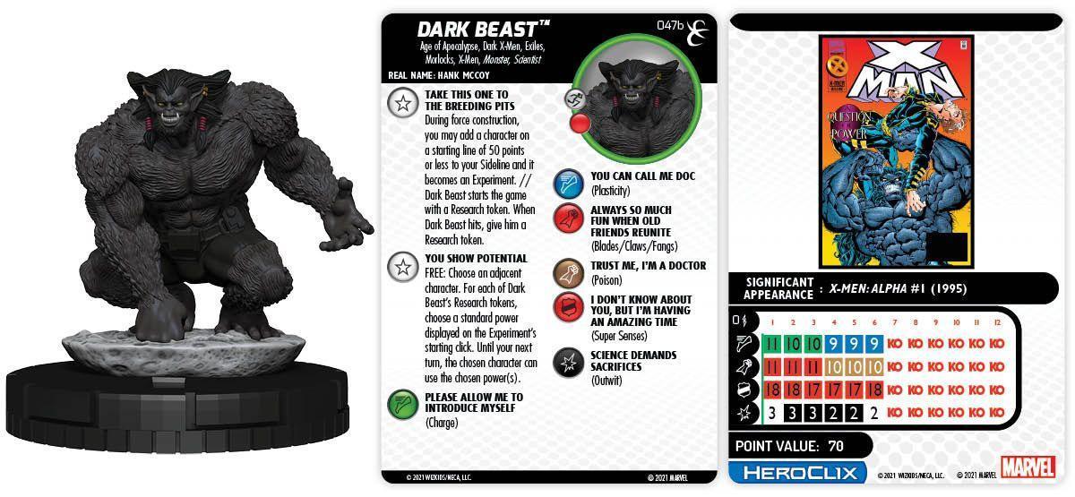 047b Dark Beast