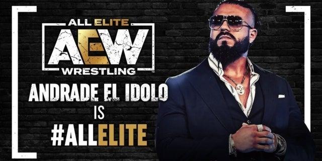 Andrade El Idolo (AEW)