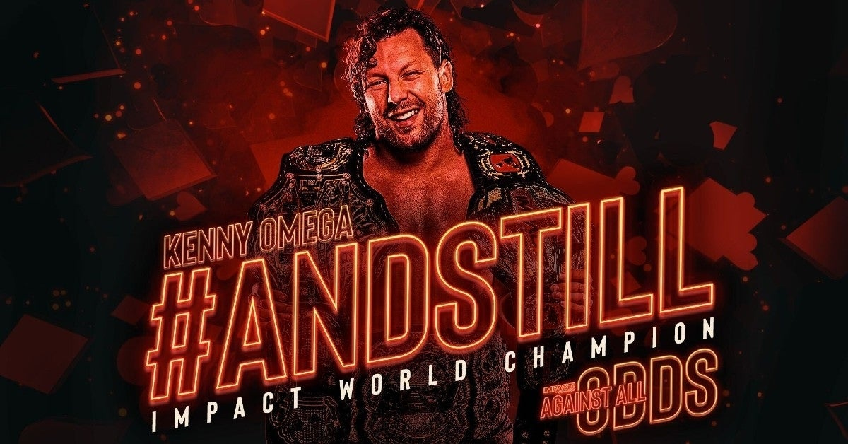 AEW-Kenny-Omega-Retains-Impact-World-Championship