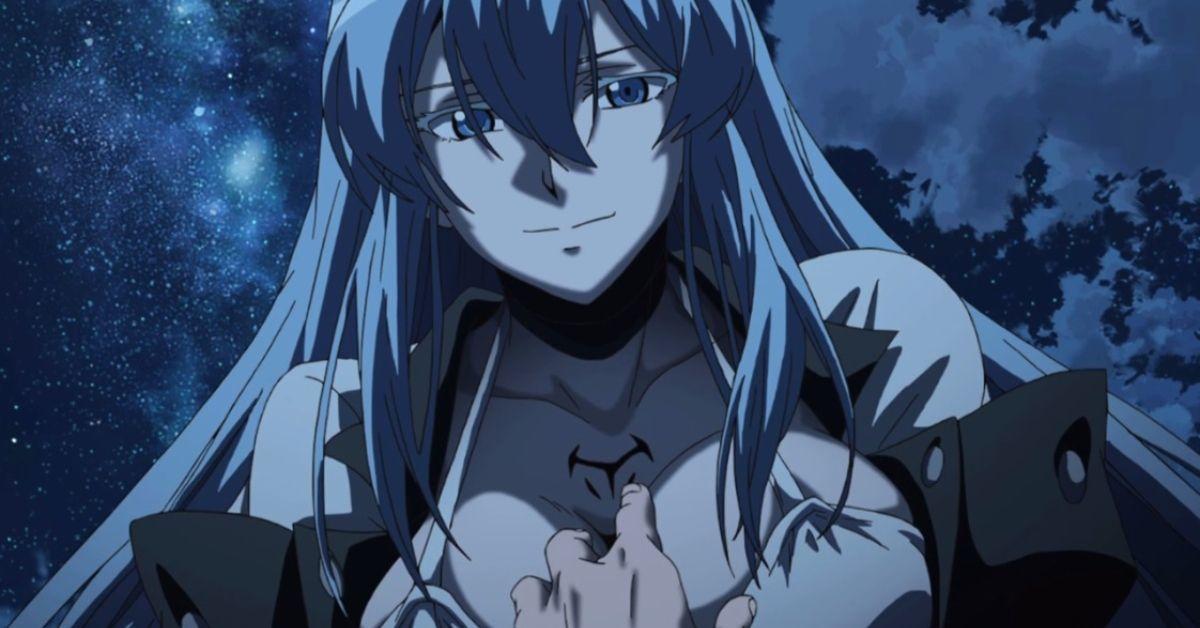 Akame ga Kill Esdeath