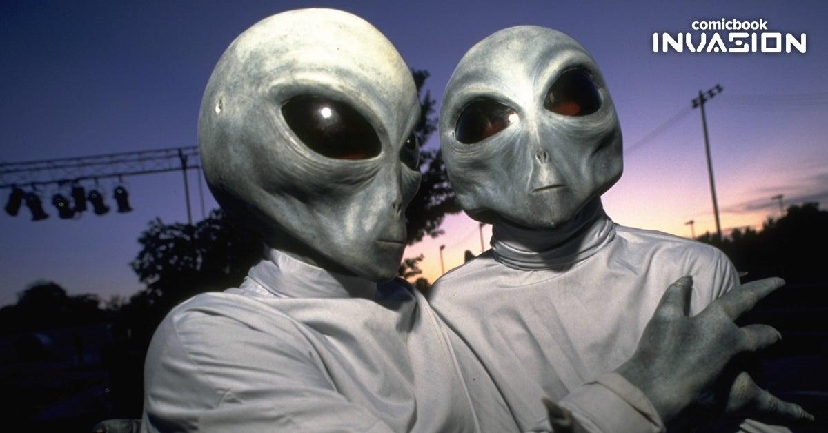 alien pentagon response