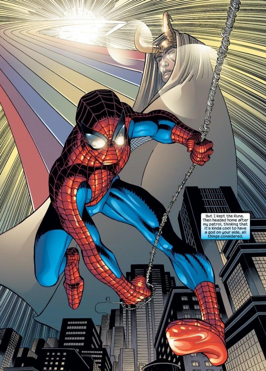Amazing Spider-Man 504 Loki