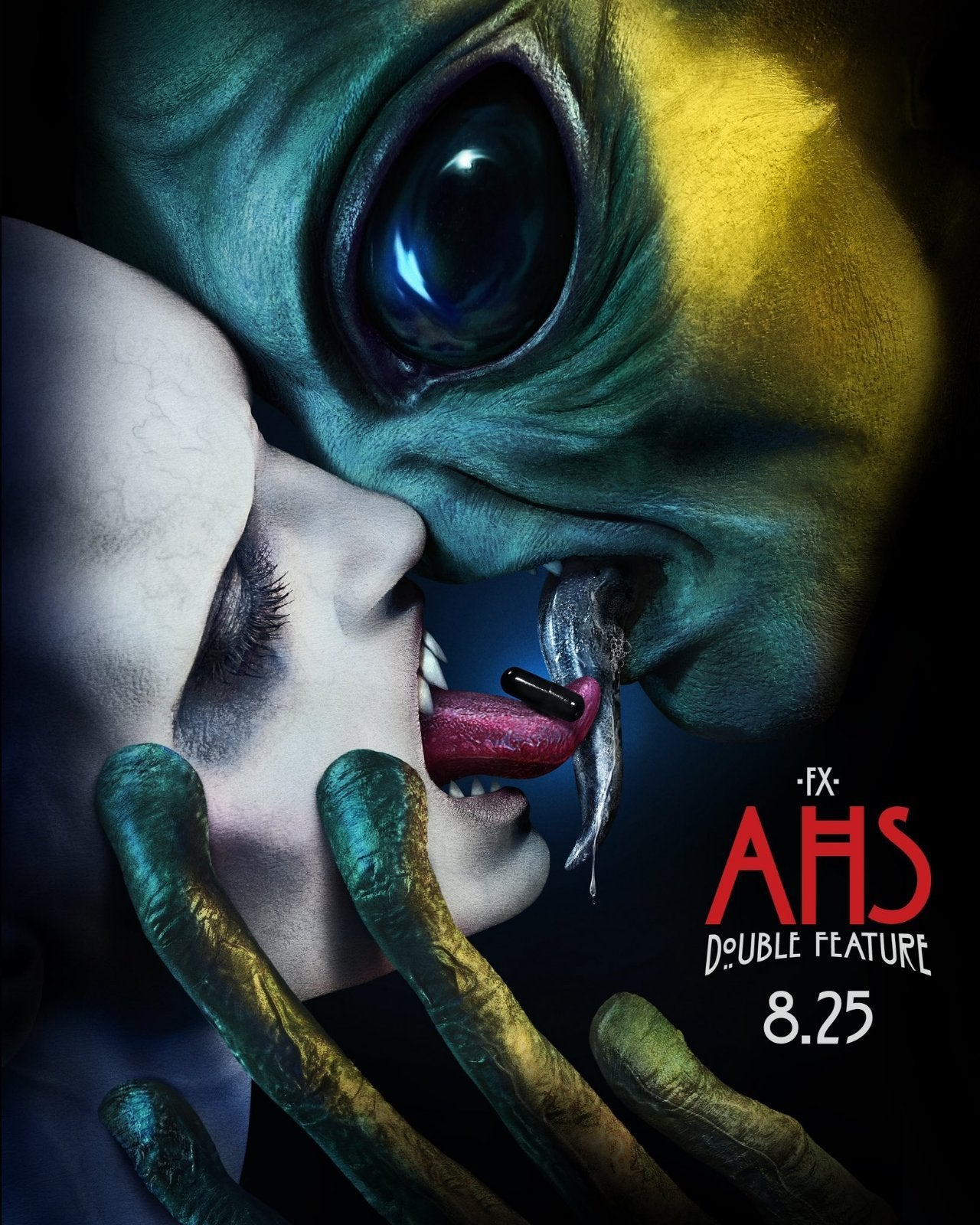 New American Horror Story teaser shows all seasons are