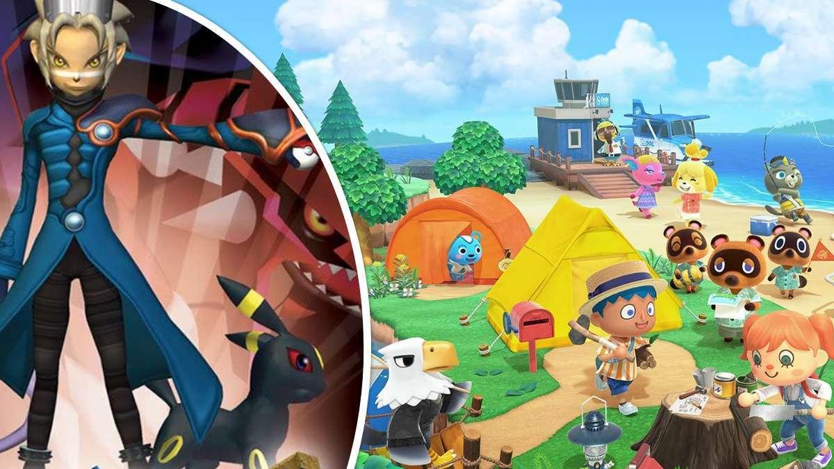 Animal Crossing Pokemon Colosseum