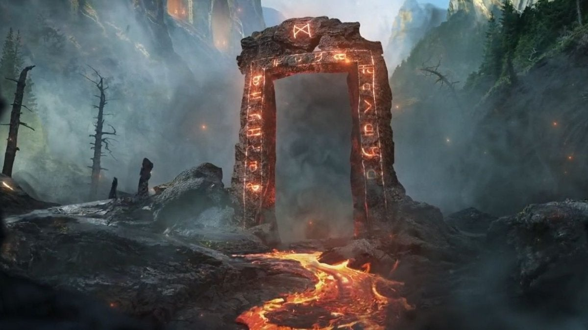 Assassin's Creed Valhalla gate