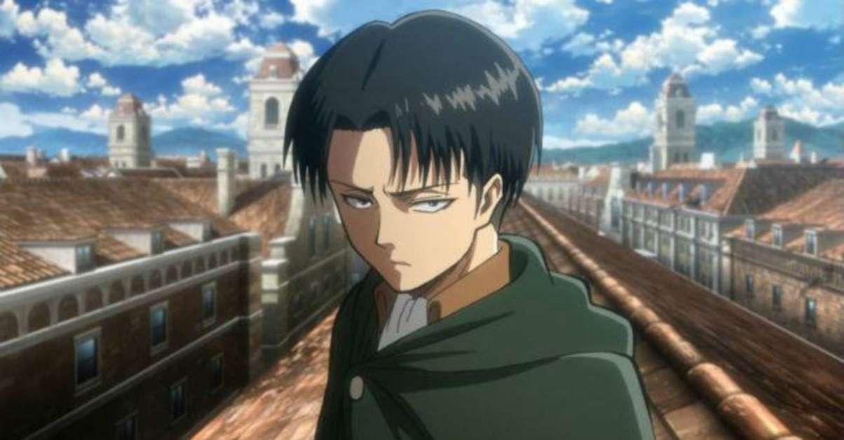 Attack ON Titan Levi Favorite Manga