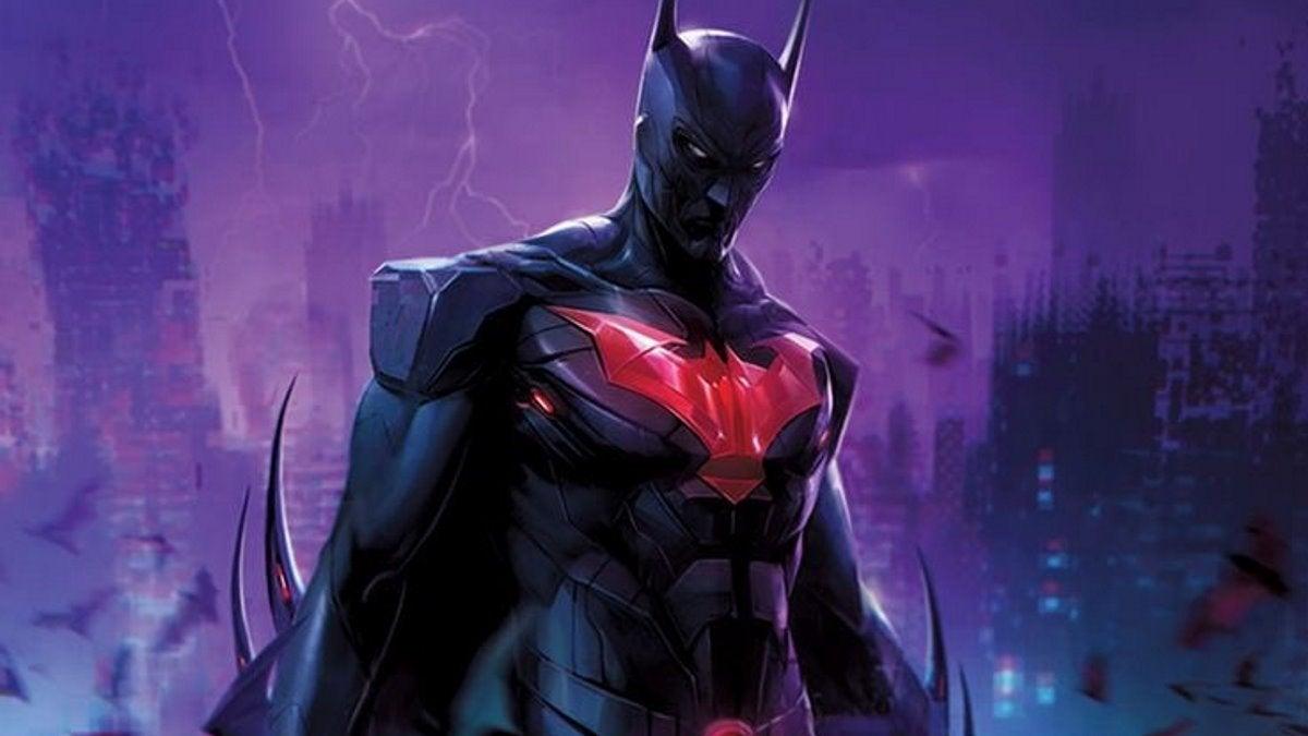 Batman Beyond Urban Legends DC