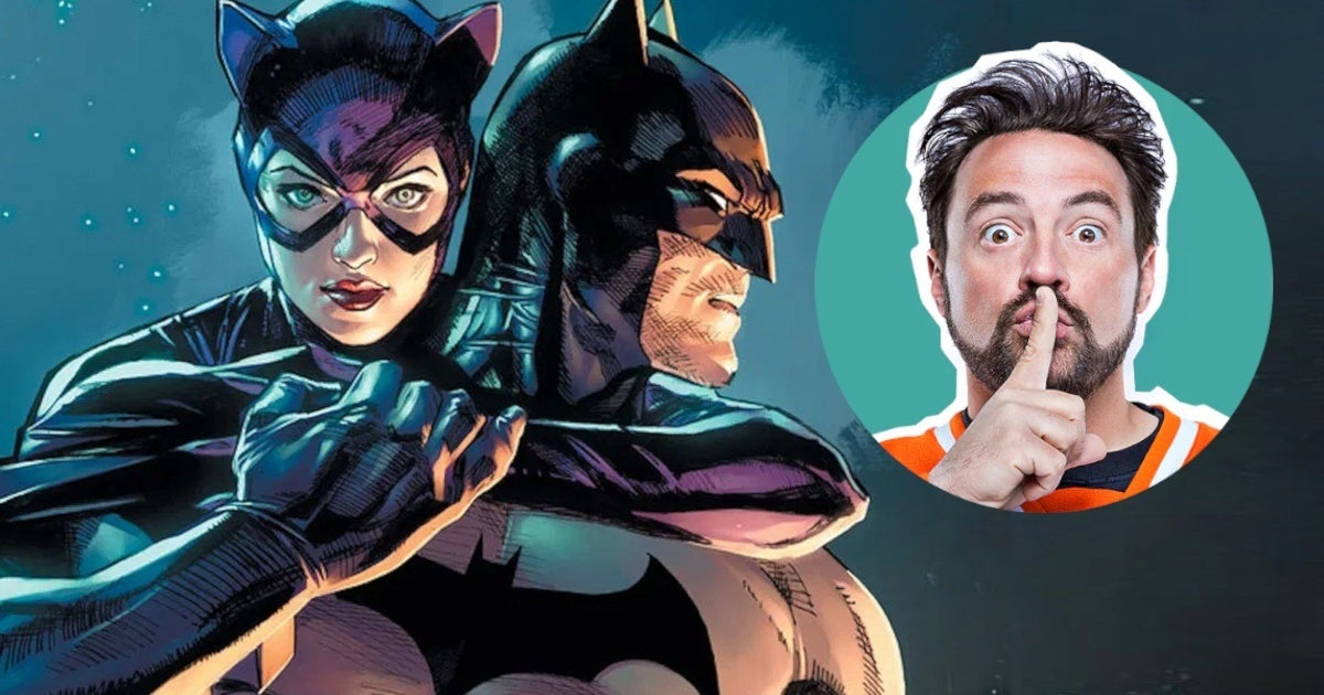 Batman Catwoman Sex Controversy Kevin Smith Reaction Zack Snyder