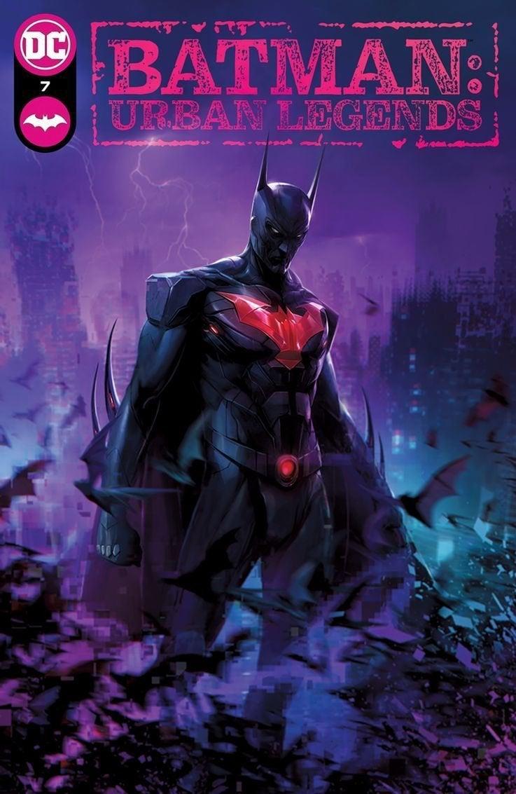 Batman Urban Legends 7 Batman Beyond
