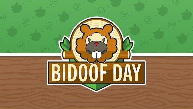 bidoof day hed
