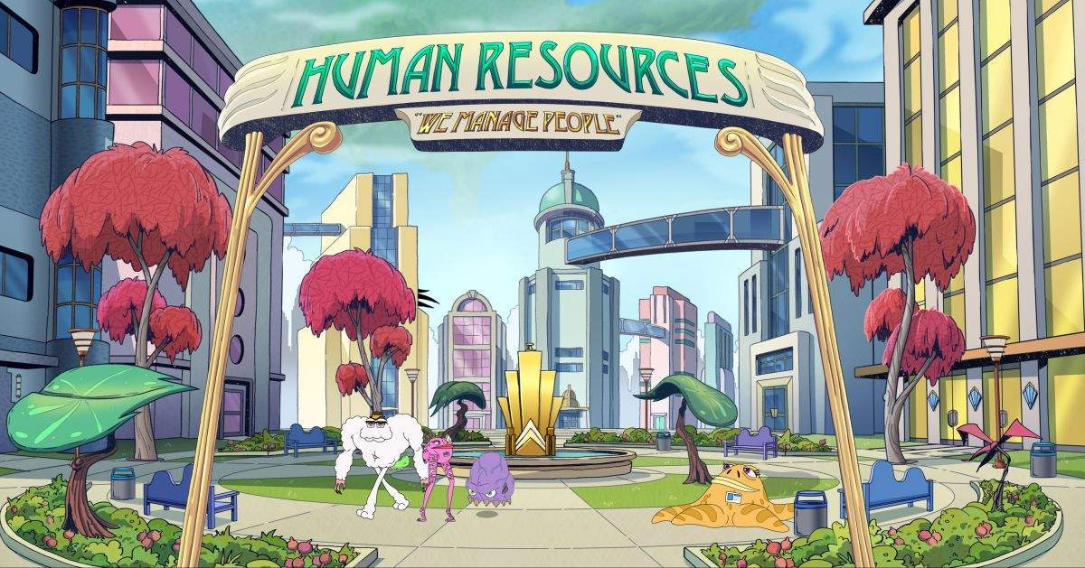 big mouth spinoff series human resources