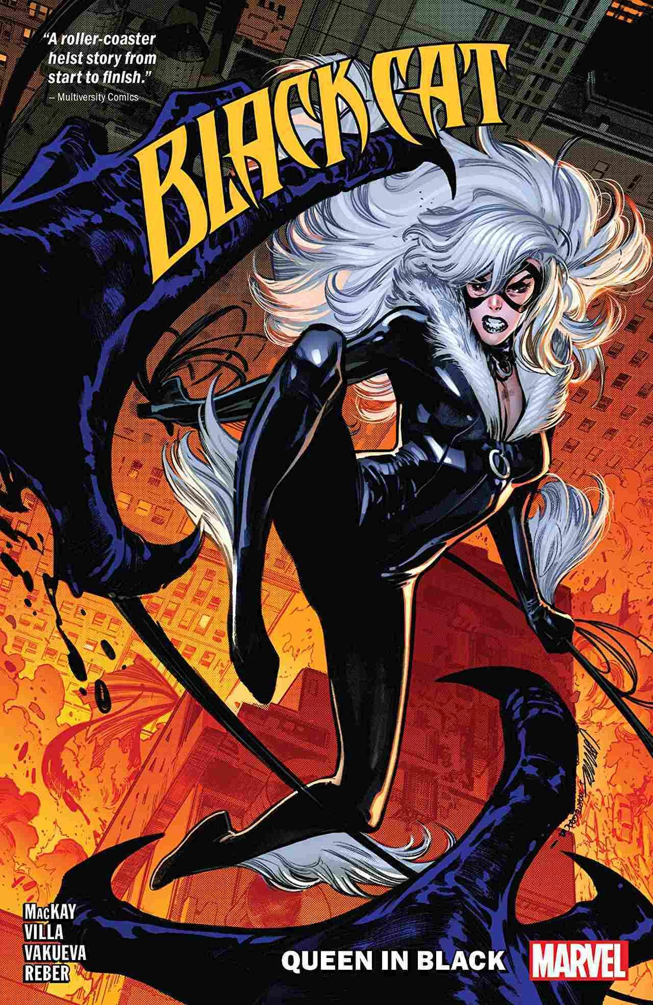Black Cat Vol 4 Queen In Black