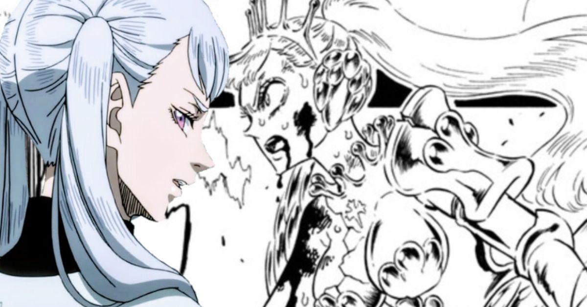 Black Clover Manga Spoilers Noelle Mother Acier Megicula Curse How Explained