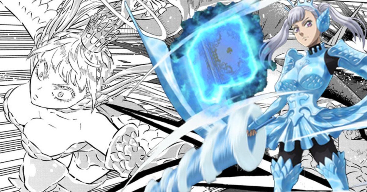 Black Clover Spoilers Noelle Saint Stage Power New Form Manga