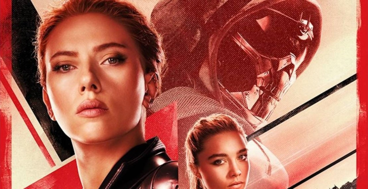 New Black Widow Poster Spotlights the Characters