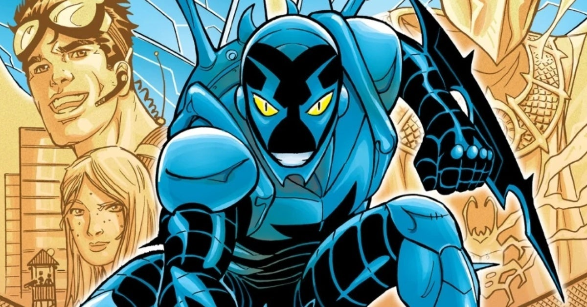 blue beetle dc comics