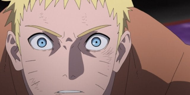 Boruto Naruto Anime Jigen Fight Spoilers Cliffhanger