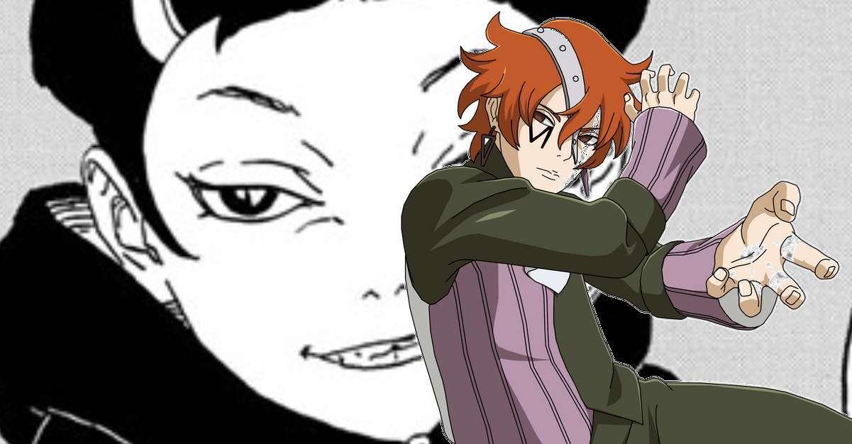Boruto Naruto Daemon