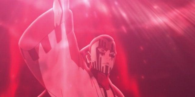 Boruto Naruto Jigen Hidden Leaf Ambush Kawaki Arc