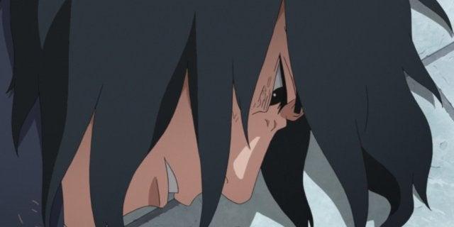 Boruto Naruto Spoilers Sasuke Death Jigen Fight Cliffhanger