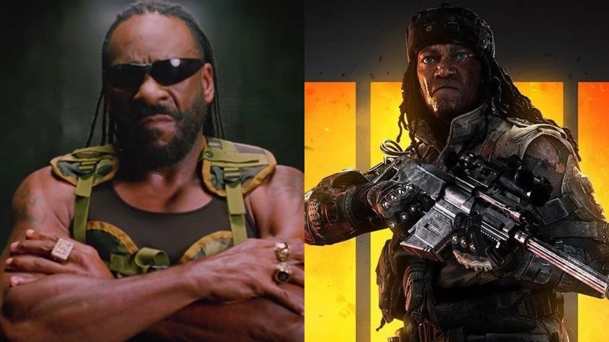 Call of Duty Booker T