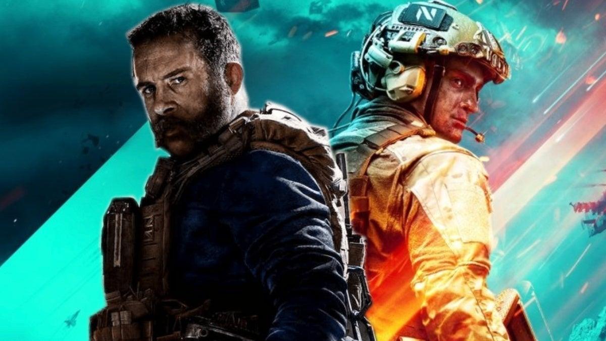 call of duty vs battlefield