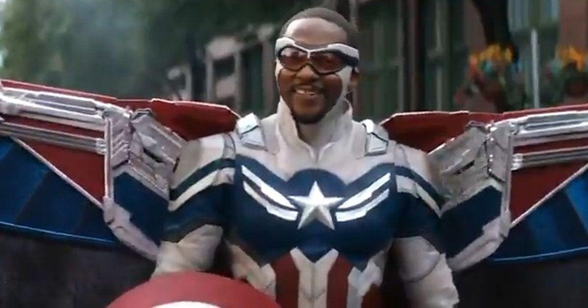 captain america falcon anthony mackie hyundai commercial