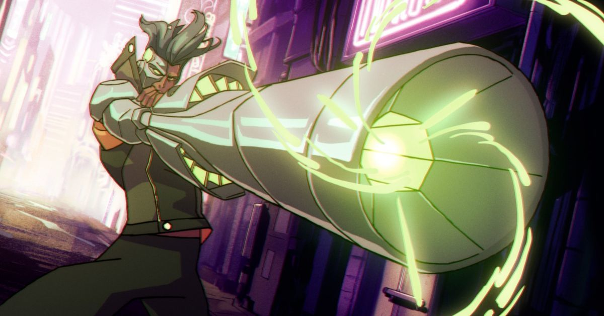 Captain Laserhawk A Blood Dragon Remix Far Cry Adi Shankar