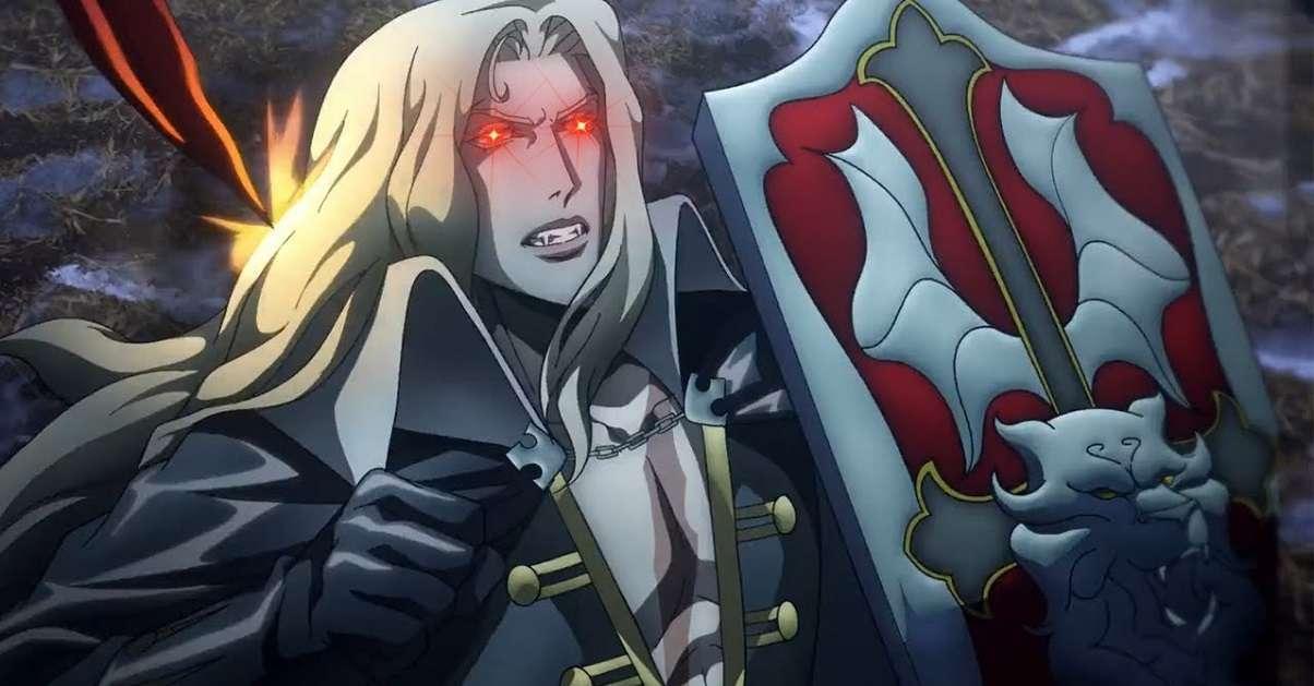 Castlevania Alucard Cosplay