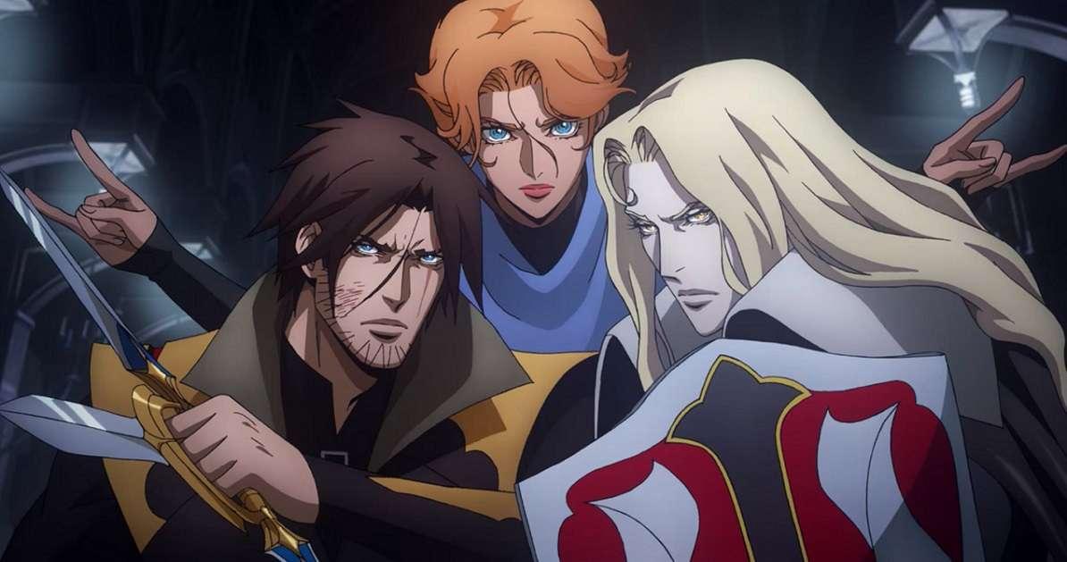 Castlevania Spoilers Return